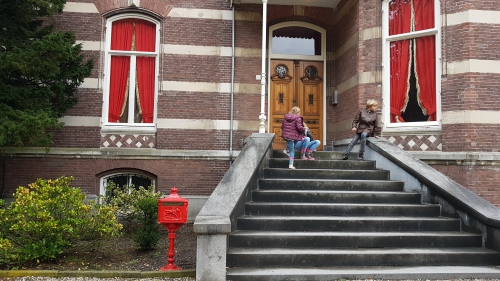 Sinterklaas journaal is opgenomen in Zeist